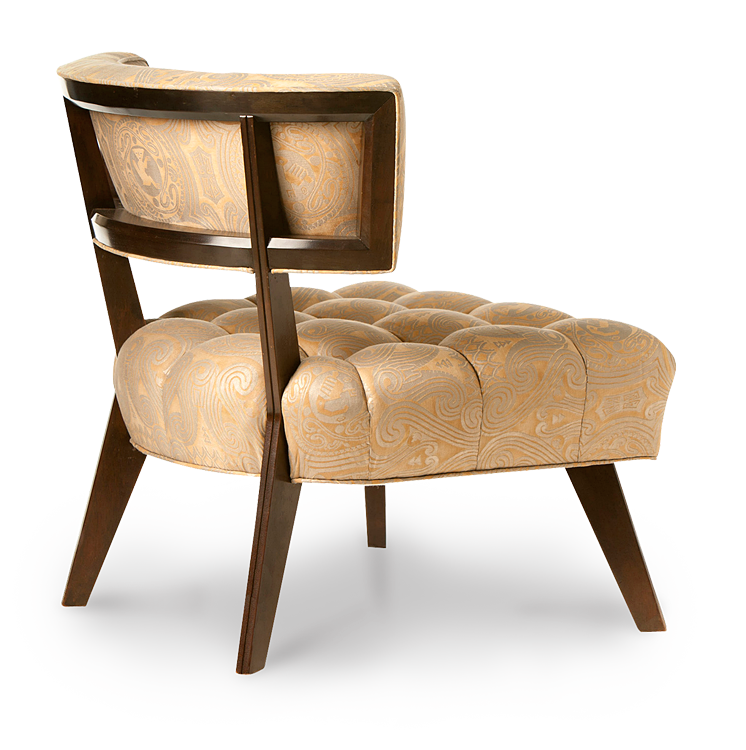 brentwood chair. William Haines. \ Brentwood Chair N