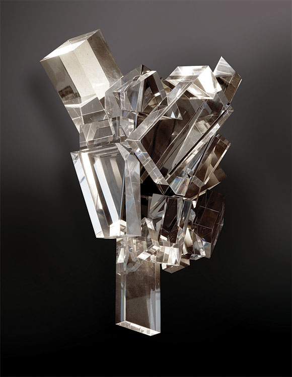 Wall Sconces With Crystals : William Haines